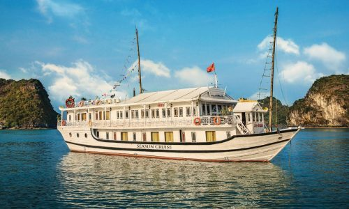 Halong Bay Cruise one night recommendations