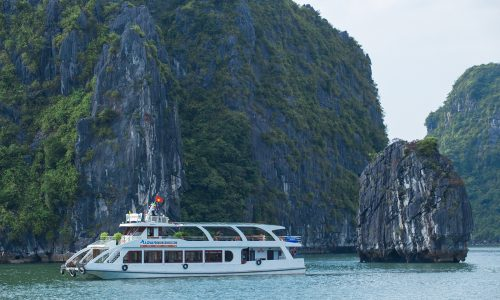 Halong Bay 1 day group tour