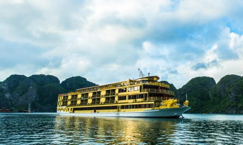 an unique 2-day sailing excursion in Halong Bay