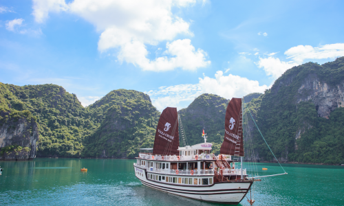 2-day tour to Halong Bay