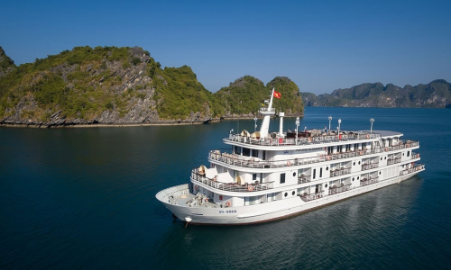 2-day-1-night vacation in Ha Long Bay