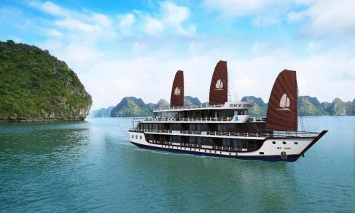 best cruise trip in Halong Bay